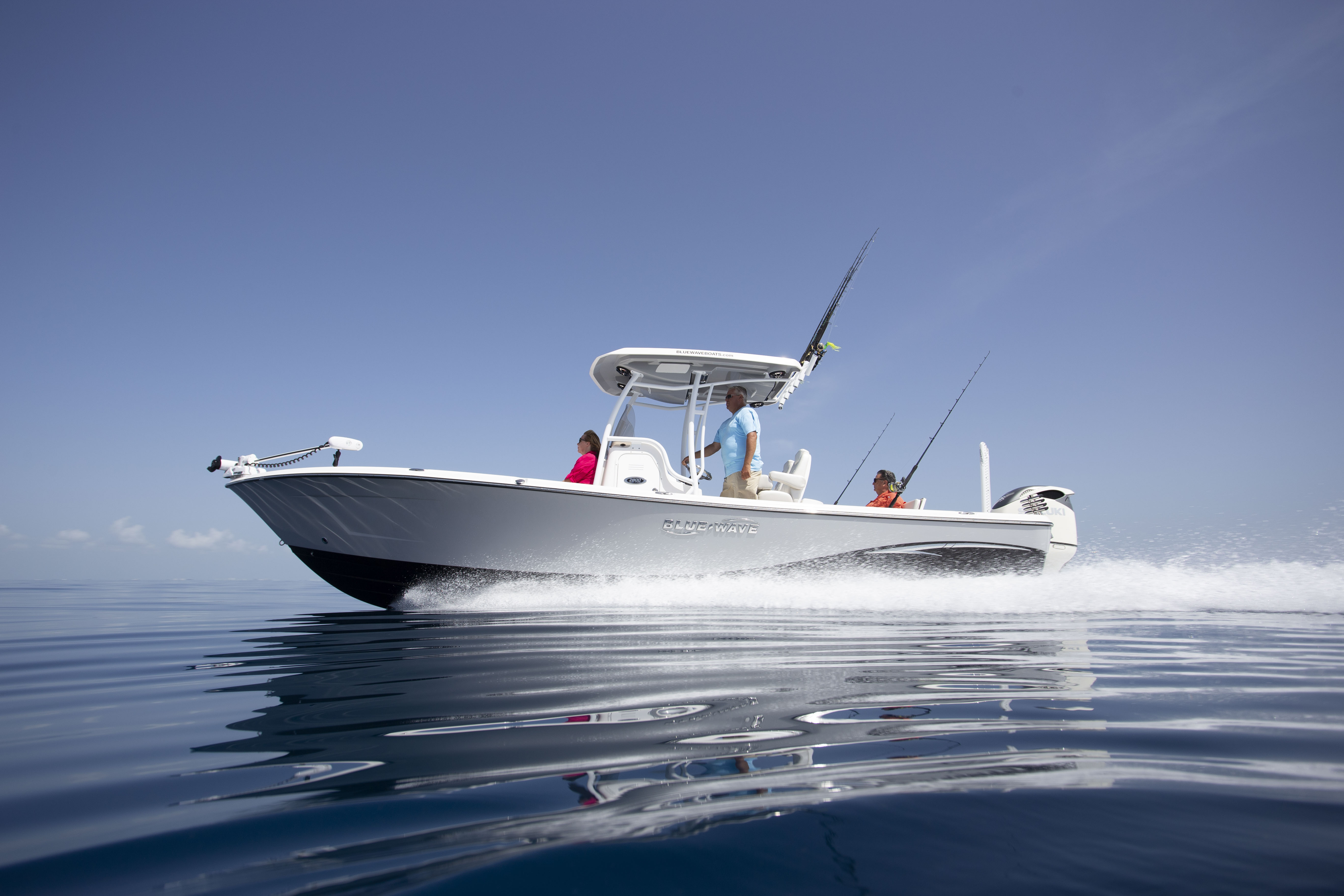 2800 Pure Hybrid named Best Boat by Florida Sportsman Magazine