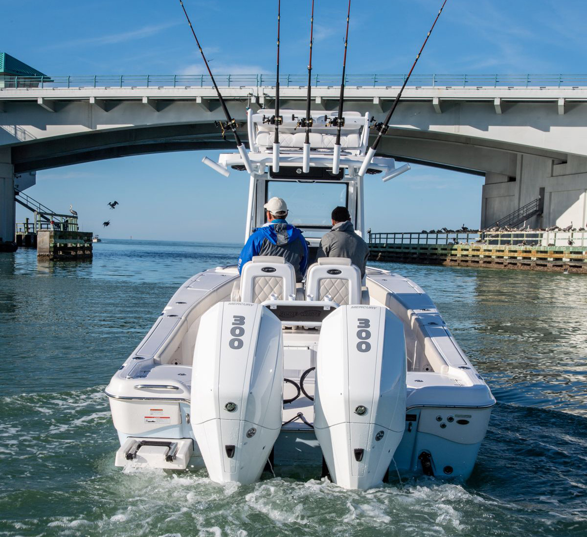 Blue Wave Boats NOW with Mercury Power!!